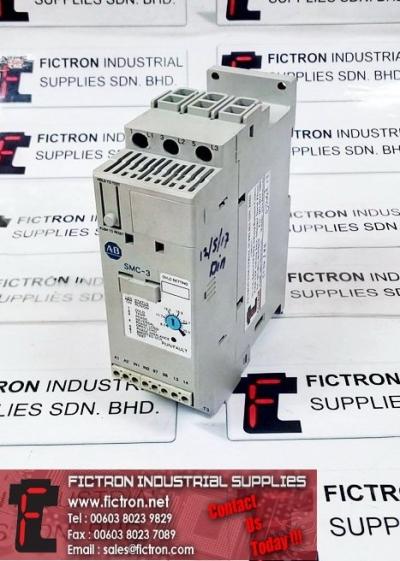 150-C25NBD ALLEN BRADLEY SMC-3 Series Soft Starter IP2X 11kW 200-460VAC Supply & Repair Malaysia