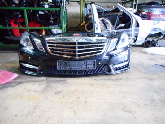 MERCEDES W212 NOSE CUT AUTO PARTS