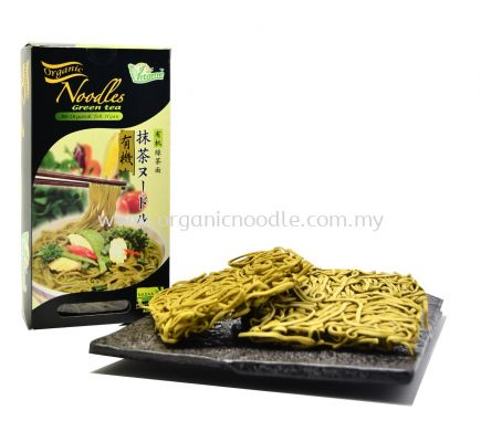Vitame Organic Steam Noodle- Green Tea