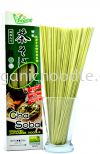 Vitame Organic Stick noodle- Japanese Cha Soba VITAME Stick Noodles Mi Organik