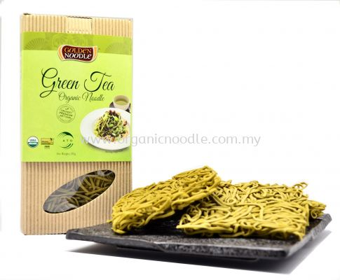 GN - Green tea Steam Noodle