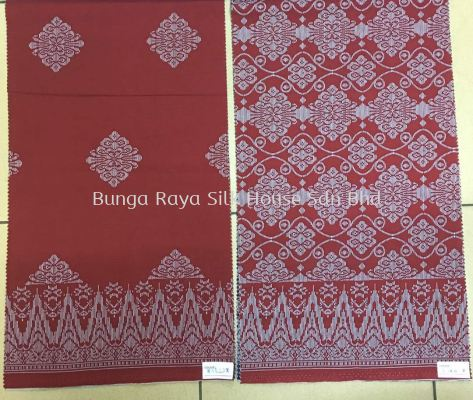 Cotton Poplin (Songket)