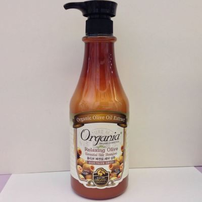 ORGANIA ESSENTIAL HAIR SHAMPOO(RELAXING OLIVE)750G