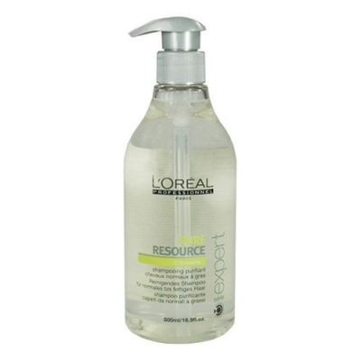 L'Oreal Serie Expert - Pure Resource Purifying Shampoo 500ml