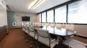Meeting room design with designer chair Office Renovation