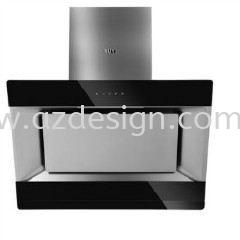 Cooker Hood Cooker Hood Design, Services, Contractor  ~ Az Interior Design Sdn Bhd