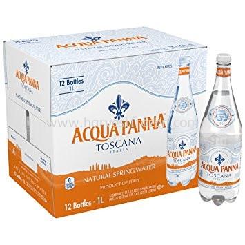 Acqua Panna 1L x 12btl (Carton)