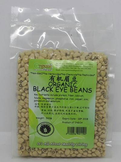 Black Eye Bean-Organic-�ЙC��ü��-INDIA