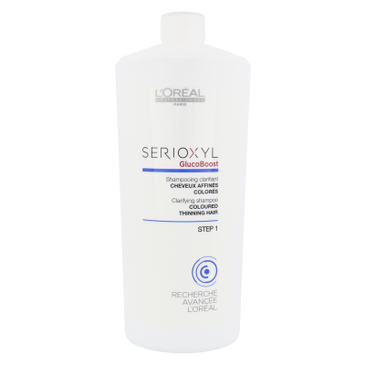 L'Oreal Serioxyl Clarifying Shampoo for color hair  1000ml