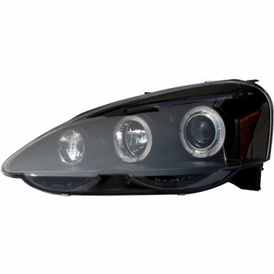 DC5' 02 Head Lamp Projector W/Rim