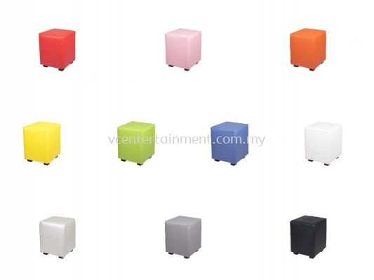 Ottoman Cube Chair Single Seater