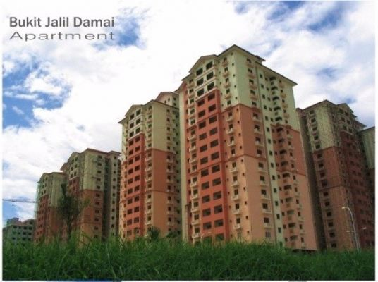 Bukit Jalil Damai Apartment
