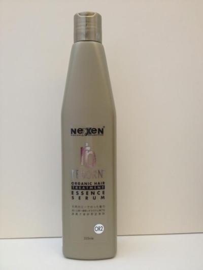 NeXXeN rb rEboRN ORGANIC HAIR TREATMENT SYSTEMS Organic Essence Serum (OR2) 325ml