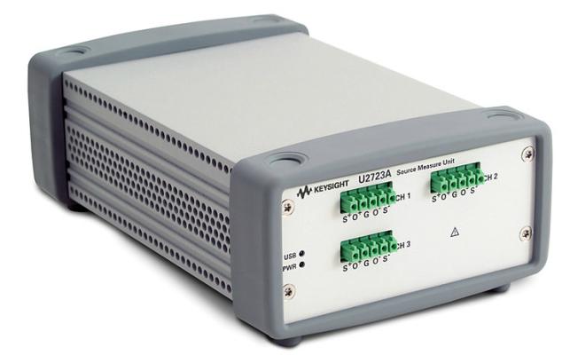 Keysight USB Modular Source Measure Unit, U2722A
