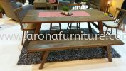 designer wood series Dining Set Arona