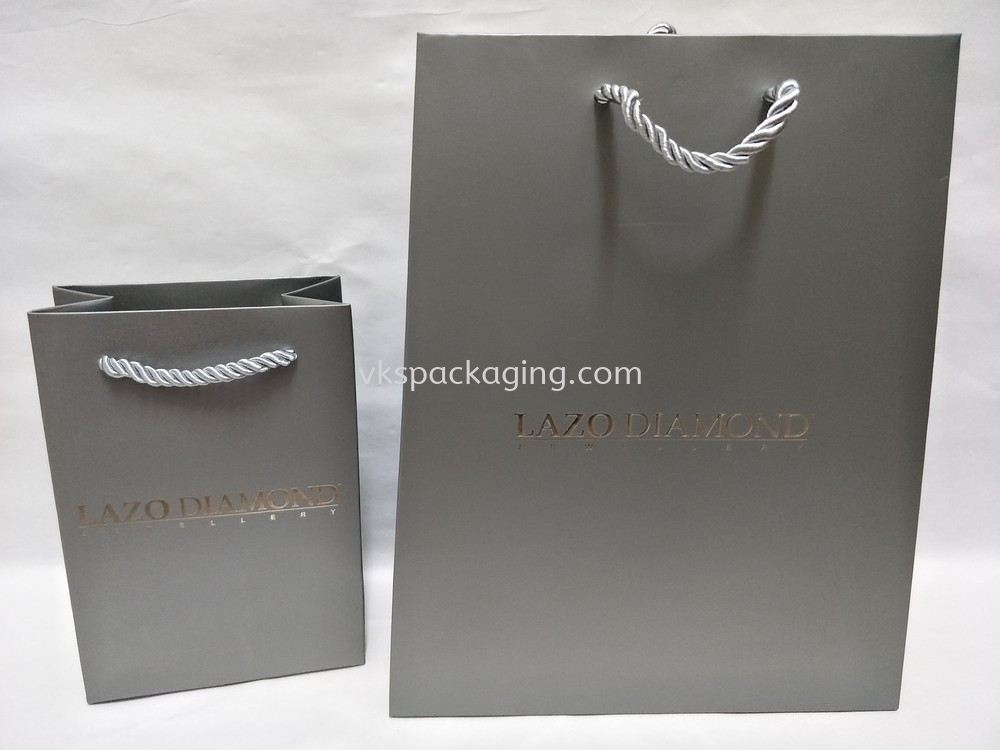 Art Card Paper Bag Art Card Paper Bag Manufacturer, Supplier, Supply, Supplies ~ VKS Packaging Manufacturing Sdn Bhd