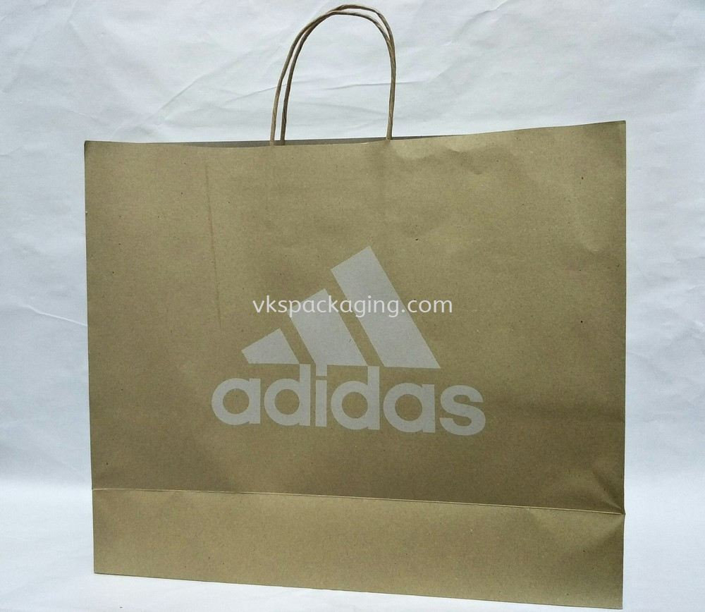 Recycled Brown Paper Bag Recycled Brown Paper Bag Paper Bag Manufacturer, Supplier, Supply, Supplies ~ VKS Packaging Manufacturing Sdn Bhd