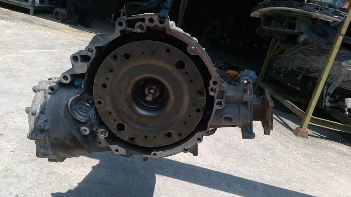 AUDI Q5 8HP55 GEAR BOX