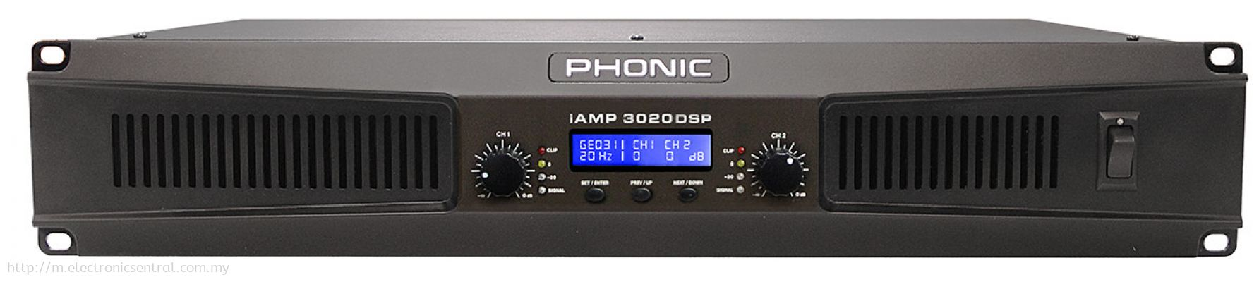 PHONIC POWER AMP iAMP 3020