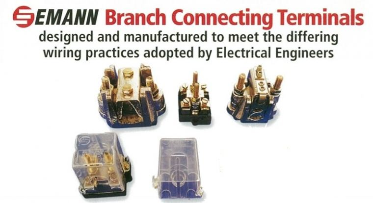 EMANN BRANCHING CONNECTORS Branching Connectos Connector