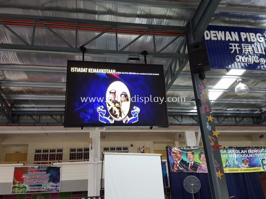 6ft x 8.7ftP4 INDOOR LED DISPLAY BOARD (FULL COLOR)