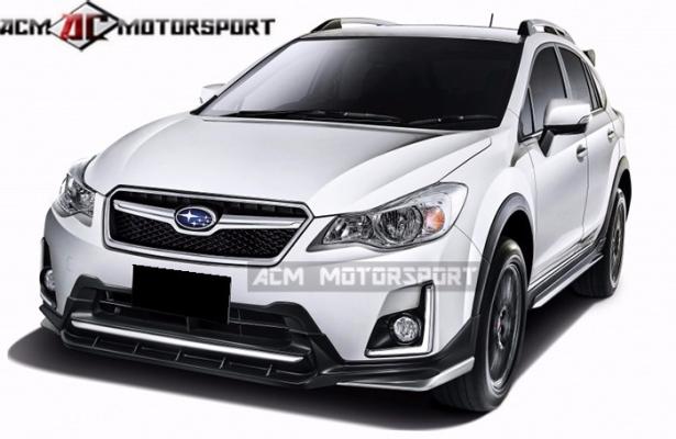 Subaru XV STI V2 bodykit