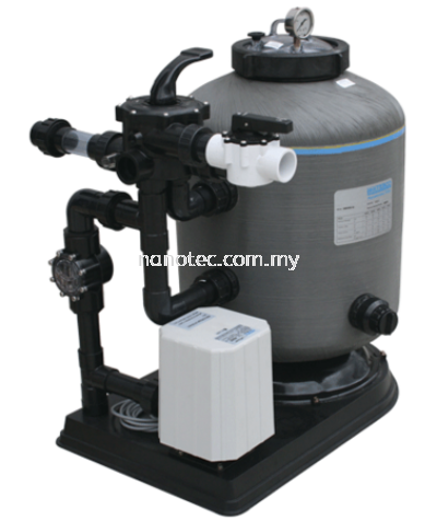 WATERCO Aquabiome Mechanical and Biological Water Filter (Pond Water Filter)