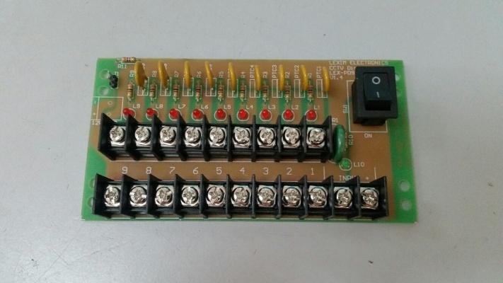 POWER DISTRIBUTION PD9