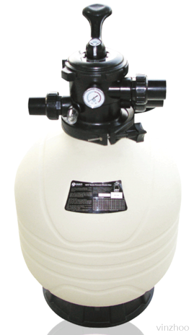 Emaux Plastic Sand Filter 27'' DIA 1.5'' MPV -0.36m2