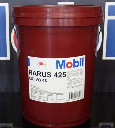 MOBIL RARUS 400 AIR COMPRESSOR LUBRICANTS
