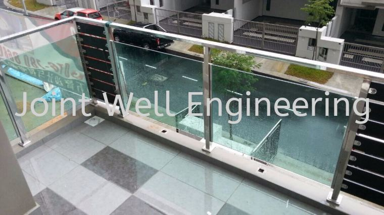 Balcony Railing Stainless Steel Handrailing