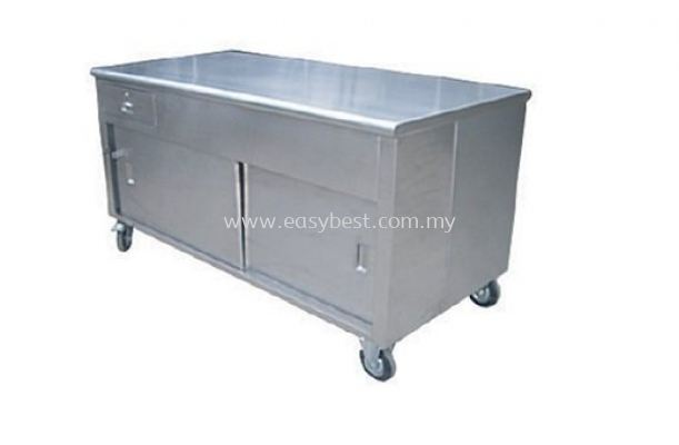 Mee Stall Cabinet
