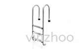 Emaux NMU215-S #304 S/S 2 Steps Pool Ladder-Muro Type Stainless Steel Ladder Swimming Pool Equipment
