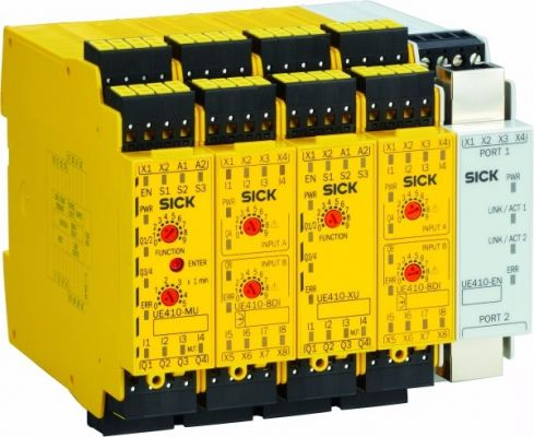SICK SAFETY CONTROLLER Malaysia Thailand Singapore Indonesia Philippines Vietnam Europe USA