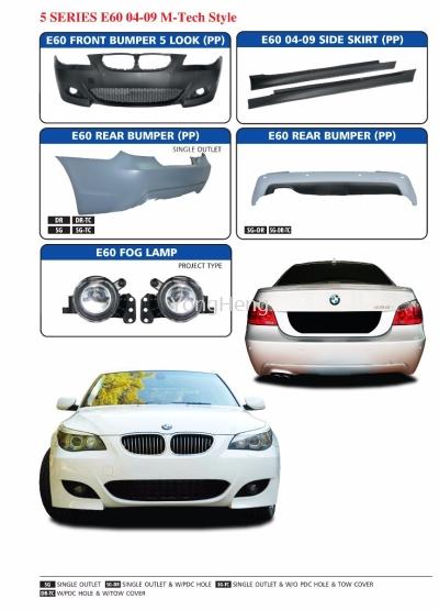 BMW E60 M-Sport