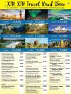 XIN XIN TRAVEL~KLUANG MALL TRAVEL ROADSHOW Outbound Tour Package 国外旅游配套