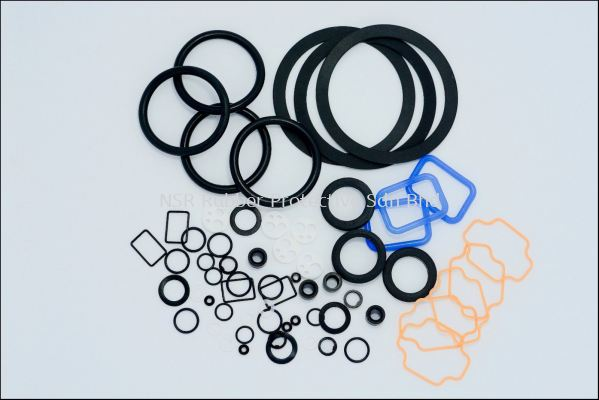O-Ring & Gasket Parts