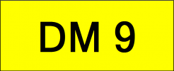 DM9 Superb Classic Plate