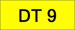 DT9 Superb Classic Plate