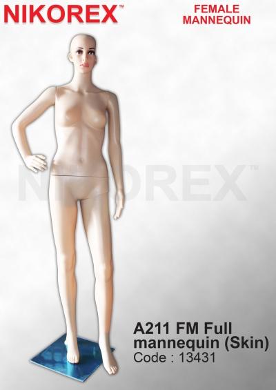 13431-A211 FM Full mannequin (Skin)