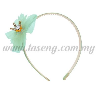 Hairband 1 LITTLE CTOWN *BLUE (DU-HB1-B)