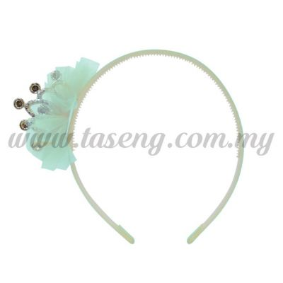 Hairband 2 LITTLE CROWN *BLUE (DU-HB2-B)