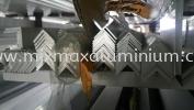 ALUMINIUM EQUAL ANGLE BAR 19.05mm x 19.05mm x 1.59mm(T) x 6.1M(L) Aluminium Angle