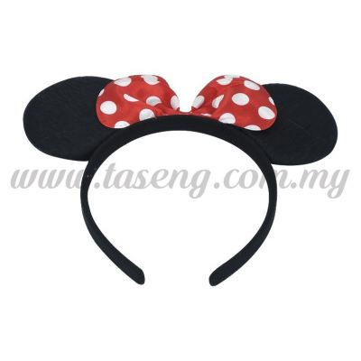 Hairband 11 MINNIE *RED (DU-HB11-R)