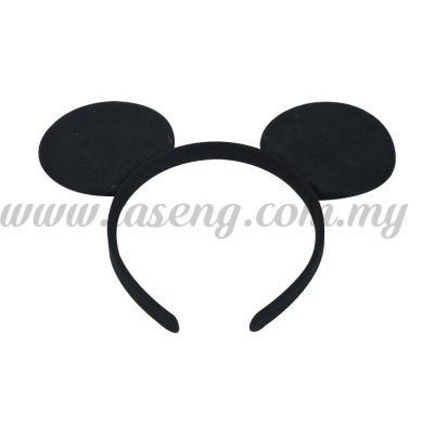 Hairband 11 MICKEY (DU-HB11-BK)