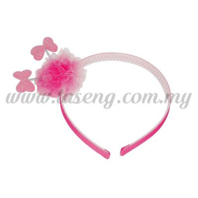 Hairband 13 SPRING RIBBON *MAGENTA (DU-HB13-M)
