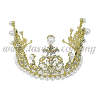 Diamond Crown *Gold (DU-HB17-G)