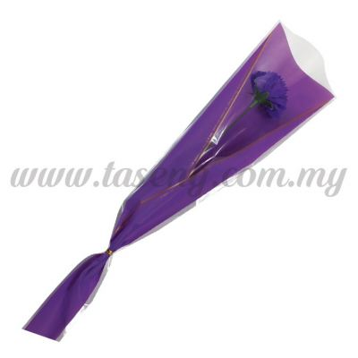 Carnation Soap Flower *Purple (FW-CPP)