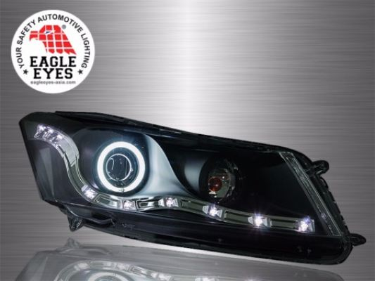 Accord Projector Starline Cook Look Head Lamp 08~12
