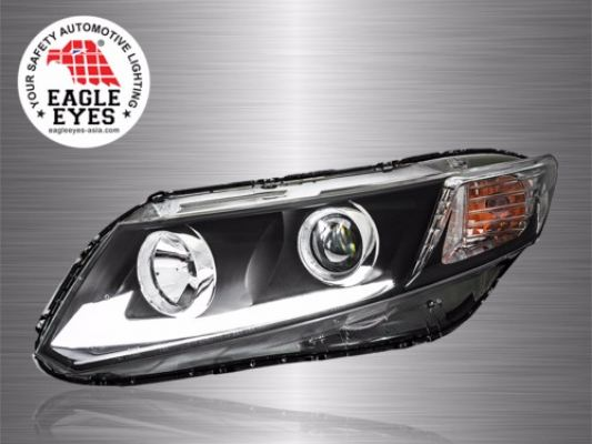 Civic Projector LED Light Bar Head Lamp 12~15